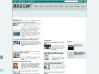 axapac.com AnimationXpress, GamingXpress, Interviews