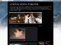 AYRTON SENNA FOREVER