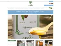 azadaorganic.com olive, oil, healthy