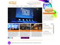 aztecuk.net  , Venue Partnerships, Aztec at UKRC
