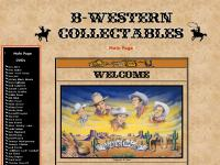 B-Western Collectables - Main Page