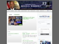 ELECT BENJIE E. WIMBERLY | DEMOCRATIC STATE ASSEMBLY CANDIDATE | 35TH DISTRICT