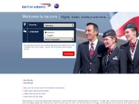 Book Flights, Hotels, Holidays, Car Rental with British Airways - BA.com