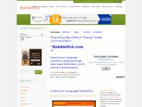 Babblefish | Language | Travel | Money | News | Entertainment