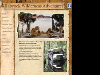 Babcock Wilderness Adventures