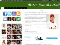 Babes Love Baseball