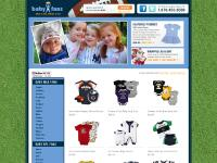BabyFans.com: your authority for NFL baby clothes, MLB baby clothes, NCAA mercha