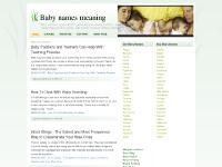 Baby Names | Baby Name Meanings | Nama bayi|Kumpulan Nama anak