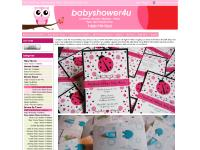 Baby Shower Invitations - Babyshower4u