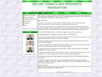 BACC84 TENANTS AND RESIDENTS ASSOCIATION