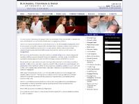 New York City Injury Lawyer - New Jersey Accident Attorney - Manhattan, Brooklyn