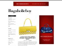 bagaholicboy.com Louis Vuitton, Elle UK, Vogue UK
