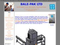 Balers, baling equipment, baling machinery, baling presses, straw baling machinery