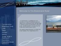 balestrand.com Transportation, Balestrand Hotel, Links