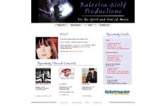 BalestraWolf Productions - Homepage