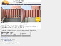 Windbalc balkongskydd - officiell hemsida