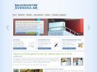 Balkongskydd Svenska AB