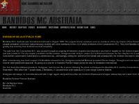 Bandidos MC Guest-Book, Bandidos MC Supporter Wear, Bandidos MC Racing Team, Bandidos MC Links