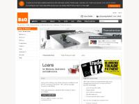 Financial Services| services | support | B&Q
