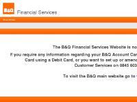 B&Q Financial Services