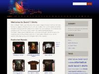 Band T Shirts — Best Band T Shirts and Band Merchandise online!