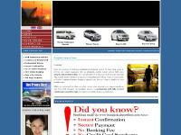 Bangkok Airport Limo - Bangkok Airport Transfer | Taxi and Car Service from Airport
