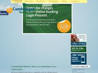 Cumberland Bank & Trust - A customer service-oriented community bank,