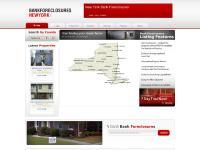 bankforeclosuresnewyork.com New York bank foreclosures, New York bank owned homes, bank foreclosures in New York