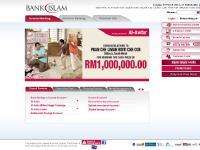bankislam.com.my Personal Banking, Business Banking, Bahasa Malaysia