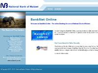 BankNet Online - National Bank of Malawi