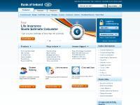 bankofirelandlife.co.uk Bank of Ireland, Home, Group