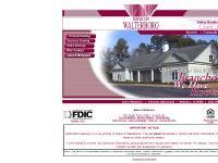 bankofwalterboro.com SEC Filings, Personal Banking, Business Banking