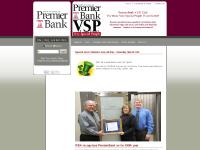 Bank at Home with Premier Bank