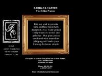 barbaracarterframes.com • FRAME GALLERY, • ORDER A FRAME