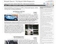 bargainspares - Bargain Spares Diagnostic Repair Information