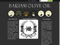 barianioliveoil.com Bariani Olive Oil, Sustainability, Policies