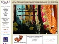 QUILTS, TABLE LINEN, BAGS, SCARVES/ SHAWLS