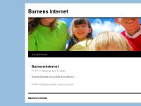 Barnens Internet | En WordPresswebbplats till
