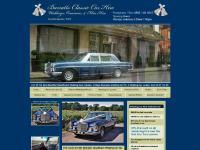 Wedding Car Hire London, Kent. For a Classic, Vintage Mercedes