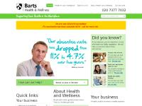 bartshealthandwellness.co.uk Occupational health, occupational health London, occupational health east London