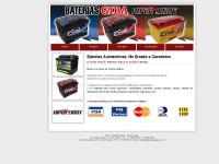Comércio e Manutenção de Baterias | Baterias Giba