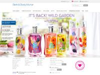 bathandbodyworks.com Body Lotion, Shower Gel, Hand Soap