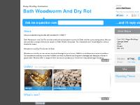 Damp Proofing Contractors in Bath - Bath Woodworm and Dry Rot