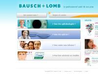 Bausch + Lomb - Le professionnel santé de vos yeux