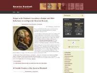 Primary Documents, Nachtrag von weitern Originalschriften, Baader, Benjamin Franklin