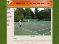 bbhtc.co.uk Broadbridge Heath Tennis Club, Tennis, Horsham