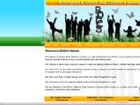 Birmingham & District Deaf Children's Society Website