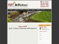 EQUIPMENT, AREAS WE SERVE, Rockery Bellingham, Rockery Marysville