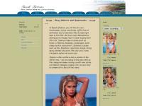 beachbottoms.net Bikinis, string bikinis, white bikinis