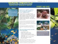 Aquatic and Reptile Supplies - Luton, UK | Beadal Aquatics